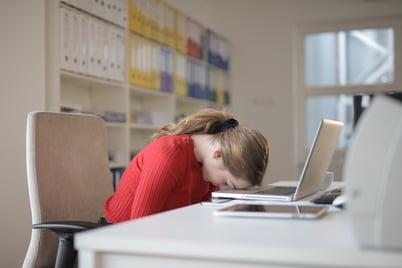 Jos tiedonhallinta ei ole kunnossa, vaikuttaa se negatiivisesti työn tehokkuuteen.